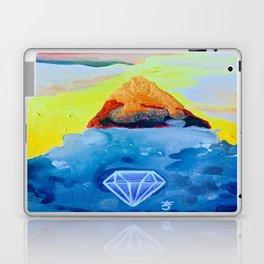 Fire and Ice Laptop & iPad Skin