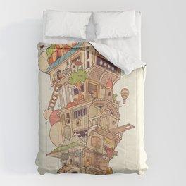 Traveling Circus Comforters