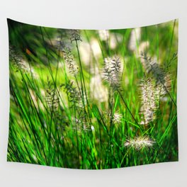 Grass (1) Wall Tapestry