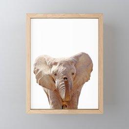 Elephant Art Framed Mini Art Print
