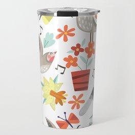 Spring Songs Travel Mug