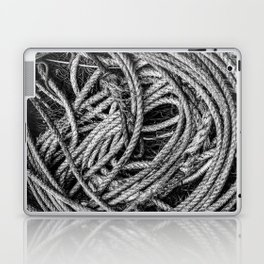 Coiled Rope Laptop & iPad Skin