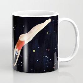 Dive into the Universe Coffee Mug