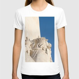 Monument of the Discoveries detail T-shirt