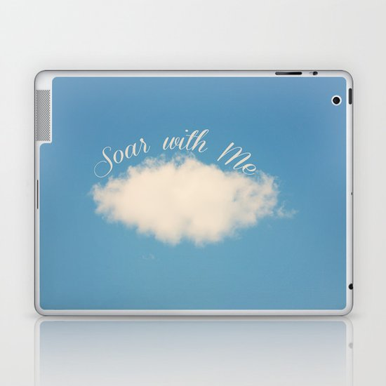 Soar with Me Laptop & iPad Skin