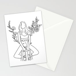 self love Stationery Cards
