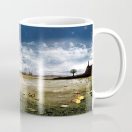 Safari Feist ... Coffee Mug