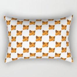 Metamask - Crypto Fashion Art (Medium) Rectangular Pillow