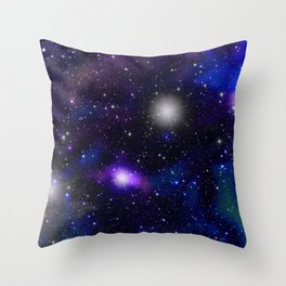 Four Sisters Throw Pillow