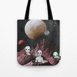 Star Blazin Tote Bag