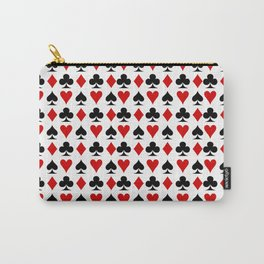 Suits Cards Carry-All Pouch