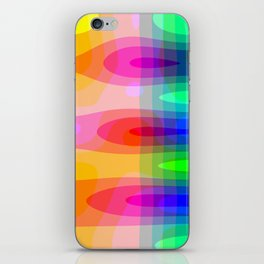 straight, no chaser (iteration 2) iPhone Skin