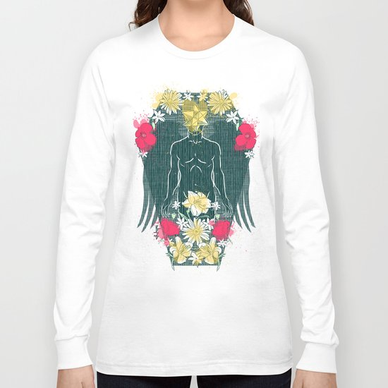 If Only Tonight We Could Sleep Long Sleeve T-shirt