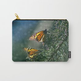 Monarch Moment Carry-All Pouch