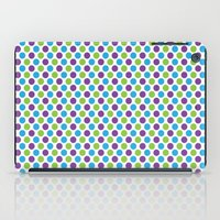 monsters inc iPad Cases featuring Monsters, Inc. Polka Dots by Jennifer Agu