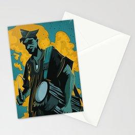 Oni Lu Stationery Cards