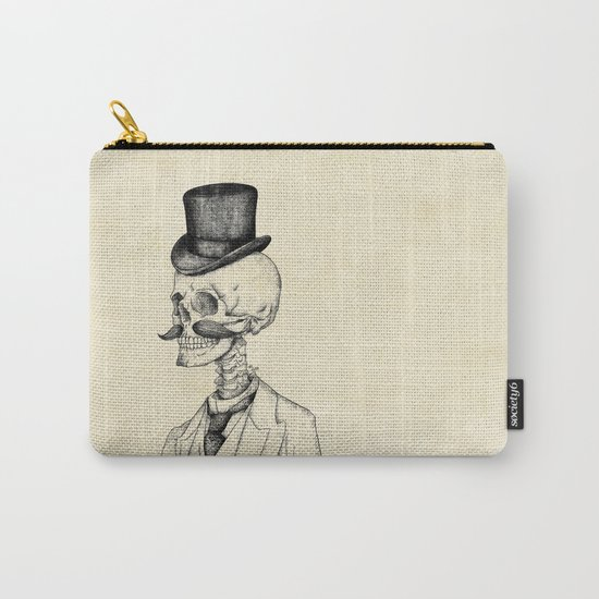 Old Gentleman  Carry-All Pouch