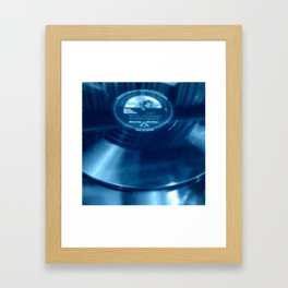 Cotton Club: Jazz Age Spinners Framed Art Print