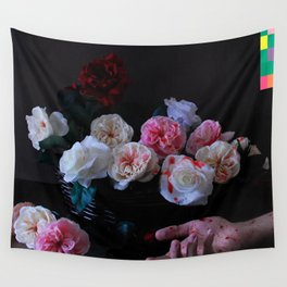 """Power, Corruption & Lies"" by Cap Blackard Wall Tapestry"