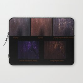 Getting There (Focusing On the Totality of a Situation) Laptop Sleeve