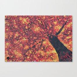 Fall Majesty Canvas Print