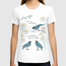 Three Little Birds (Parts 1 and 2) T-shirt