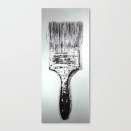 Paint brush Canvas Print