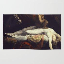 Henry Fuseli - The Nightmare Rug