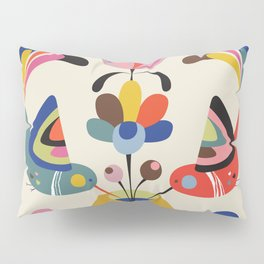 Hummingbirds Pillow Sham