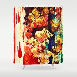 Lustre Shower Curtain
