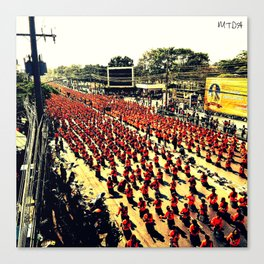 Udon Thani Canvas Print