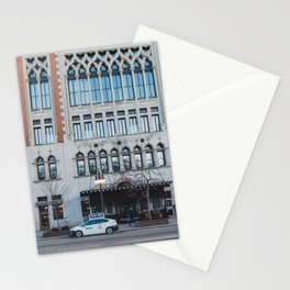 South Michigan Avenue Chicago Stationery Cards