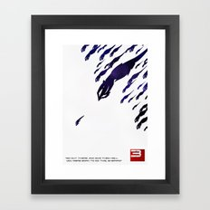 Mass Effect 3 Framed Art Print