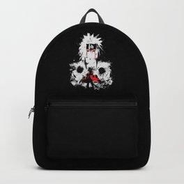 Jiraiya Backpack