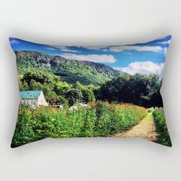 Mountainview Farm, 1 Rectangular Pillow
