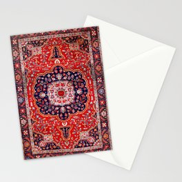 Farahan Arak West Persian Rug Print Stationery Cards