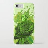 garrus iPhone & iPod Cases featuring GARRUS - MASS EFFECT by MarcoMellark