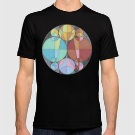 Eight Circles in a Circle T-shirt