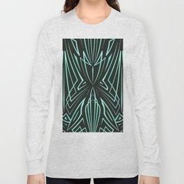 Pinstripe Pattern Creation 30 Long Sleeve T-shirt