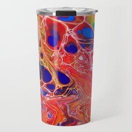Rainbow swipe 1 Travel Mug