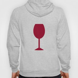 Wine Burgundy Hoody