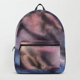 Active Galaxy Centaurus A Backpack