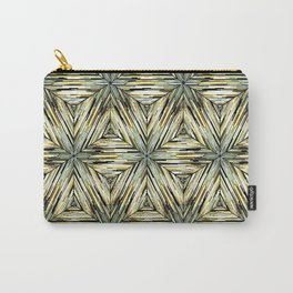 Ethnic pattern. 2 Carry-All Pouch