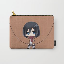 Mikasa Chibi Amazing Carry-All Pouch