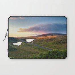 Vanishing Lakes,Ireland,Northern Ireland,Ballycastle Laptop Sleeve