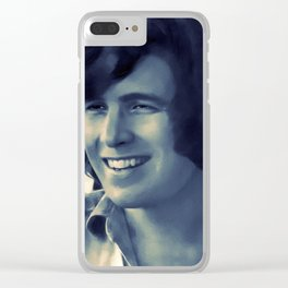 Don McLean, Music Legend Clear iPhone Case