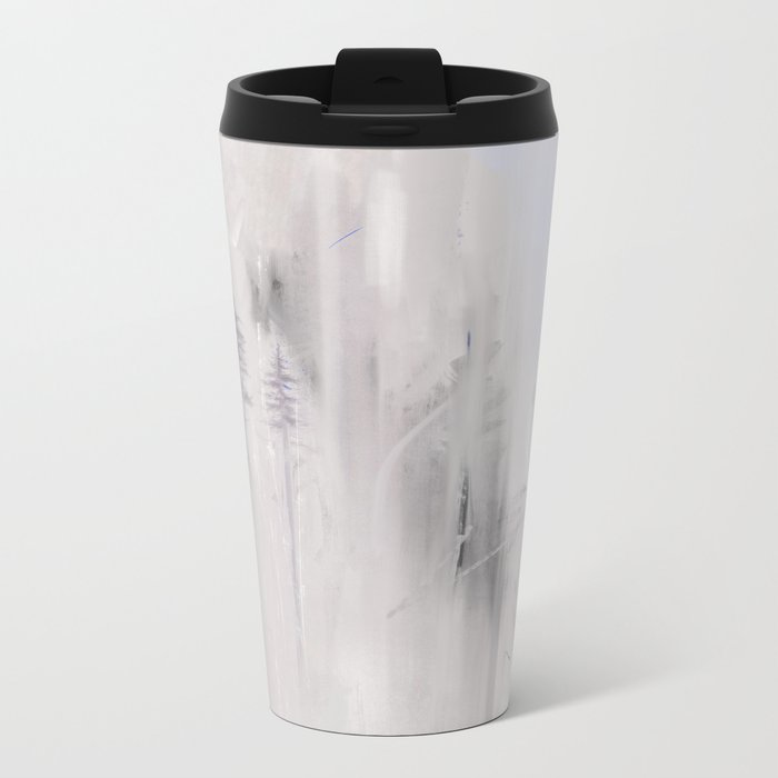If Only Metal Travel Mug