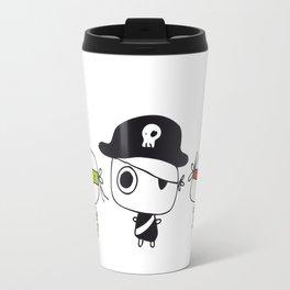 Three Pirates Travel Mug