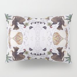 The Joy of Sex and Indoor Gardening Pillow Sham