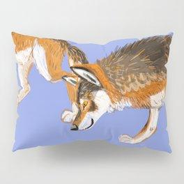 Totem Italian wolf (italicus) Pillow Sham